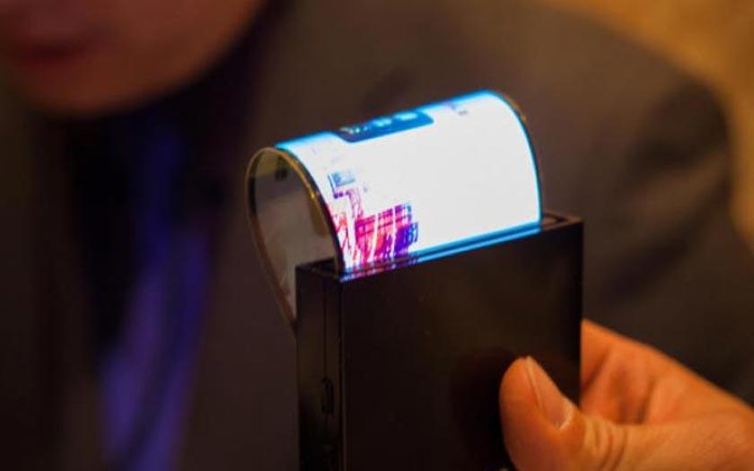 Galaxy x samsung écran pliable