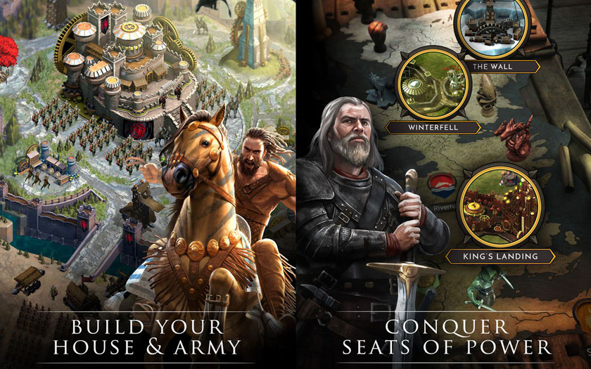 game of thrones conquest hbo trône de fer mmo