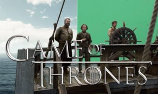 game of thrones making of serie