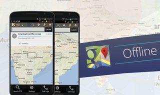Google Maps : comment consulter les cartes hors connexion