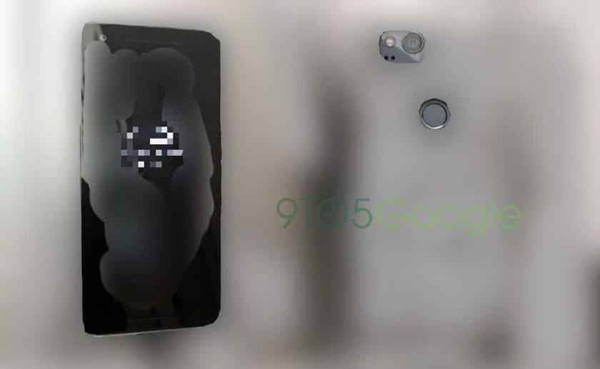 google pixel 2 prototype smartphone
