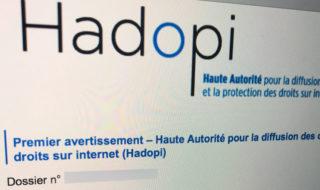 Hadopi : 10 millions de mails d'avertissement pour à peine 151 condamnations !