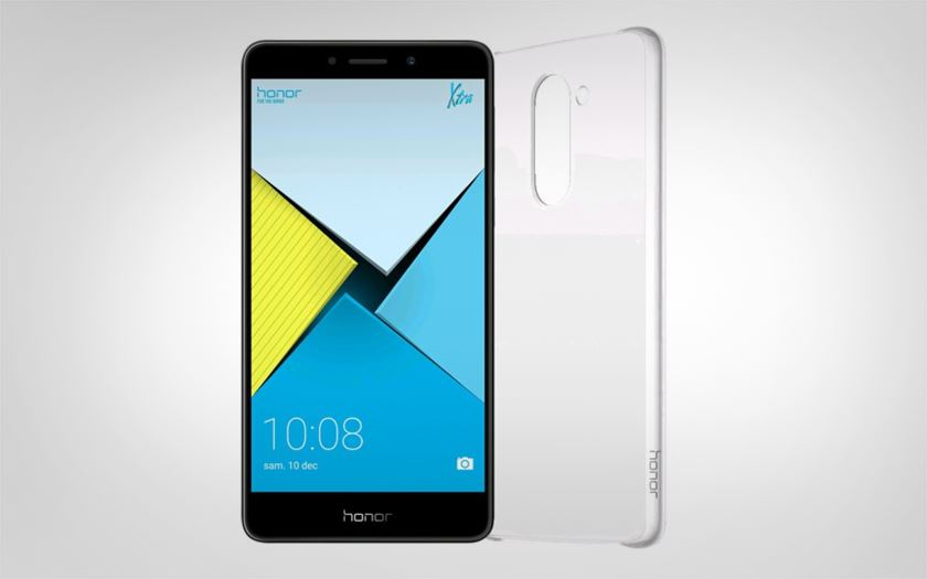 honor 6x pro smartphone stockage extensible