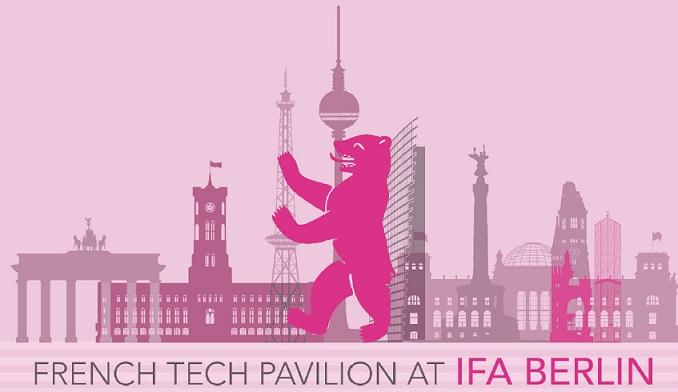 IFA 2017 French tech