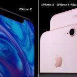 iphone x iphone 8 iphone 8 plus apple keynote