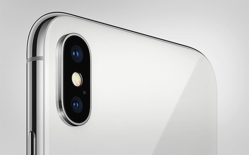 iphone x design appareil photo ne pas acheter