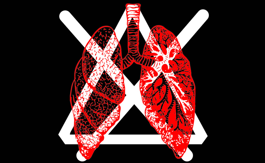 javel poumons