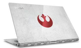 Lenovo Yoga 920 : Empire ou Rebelles, des éditions spéciales Star Wars magnifiques