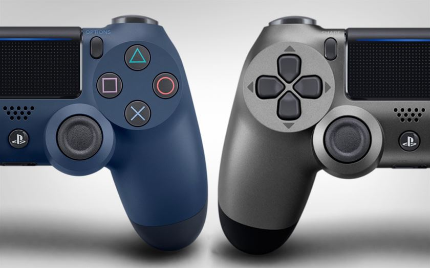 manettes ps4 sony