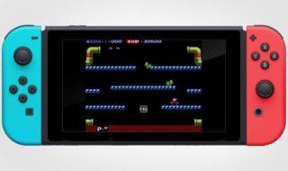 Nintendo Switch : Mario Bros. (1983) est disponible au téléchargement sur le Nintendo eShop