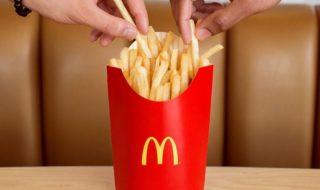 Comment McDonald's vous arnaque sur les frites