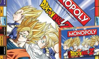 Le Monopoly Dragon Ball Z va enfin débarquer en France