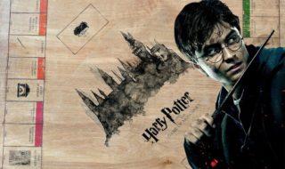 Harry Potter : une fan crée le Monopoly parfait que l'on attendait tous