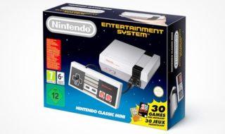 NES Classic Mini : Nintendo relance la production, elle revient en 2018 !