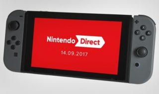 Nintendo Direct du 14 septembre : heure de diffusion, streaming live, annonces, tout savoir