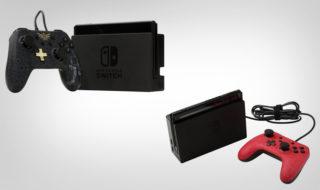 Nintendo Switch : des manettes Mario et Zelda bientôt disponibles