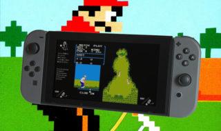Nintendo Switch : comment jouer au jeu de golf NES caché dans la console ?