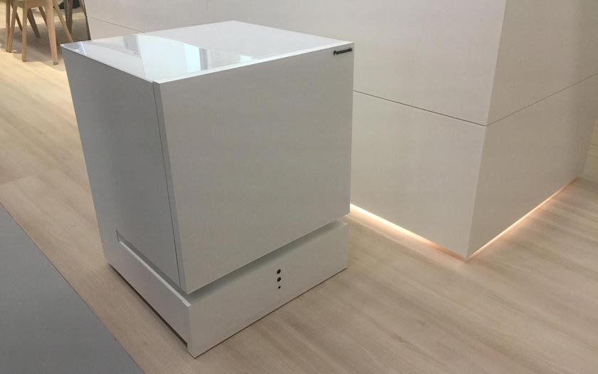 Panasonic frigo autonome