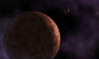 Système solaire : découverte d'une nouvelle grosse planète naine au-delà de Neptune