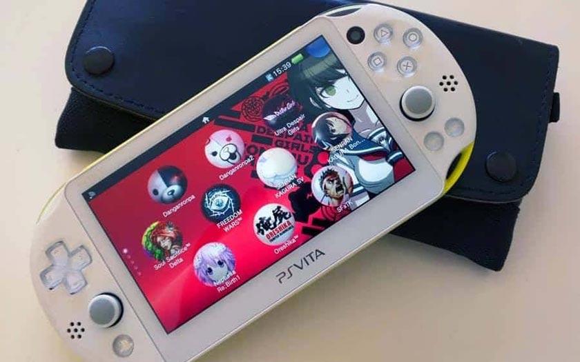Ps vita 2 sony abandonne l 39 id e d 39 une console portable - Ps vita test de la console ...