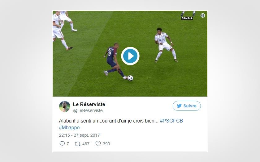 Psg Bayern Twitter