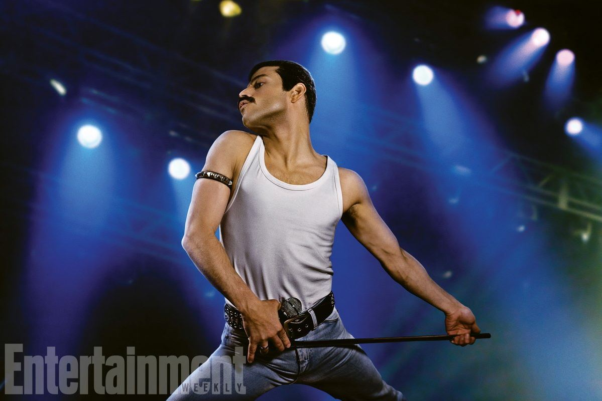 rami malek freddie mercury photo