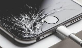reparer ecran iphone