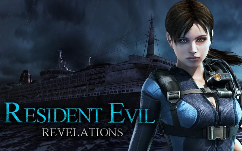 resident evil revelations capcom survival horror jill valentine