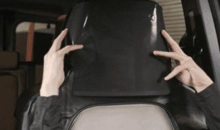 Vidéo : pourquoi Ford a déguisé cet homme en siège auto ?