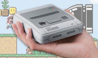 Super NES Classic Mini : les ventes explosent celles de la PS4, la Xbox One et la Switch
