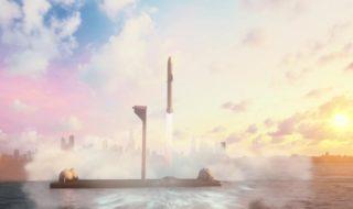 Elon Musk veut vous faire voyager sur Terre en fusée, de ville à ville en moins d'une heure