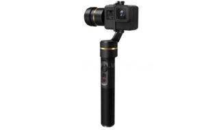 Bon plan TomTop : Stabilisateur 3 axes Feiyu Tech G5 pour caméra de sport à 136 €
