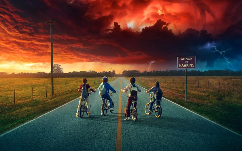Stranger things saison 3 et 4