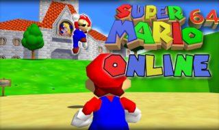 Super Mario 64 : Nintendo interdit l'excellent mod online créé par un fan
