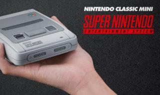 Super NES Classic Mini : Nintendo le répète, les stocks seront suffisants lors de la sortie