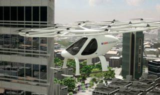 Vidéo : Dubaï teste des taxis volants autonomes
