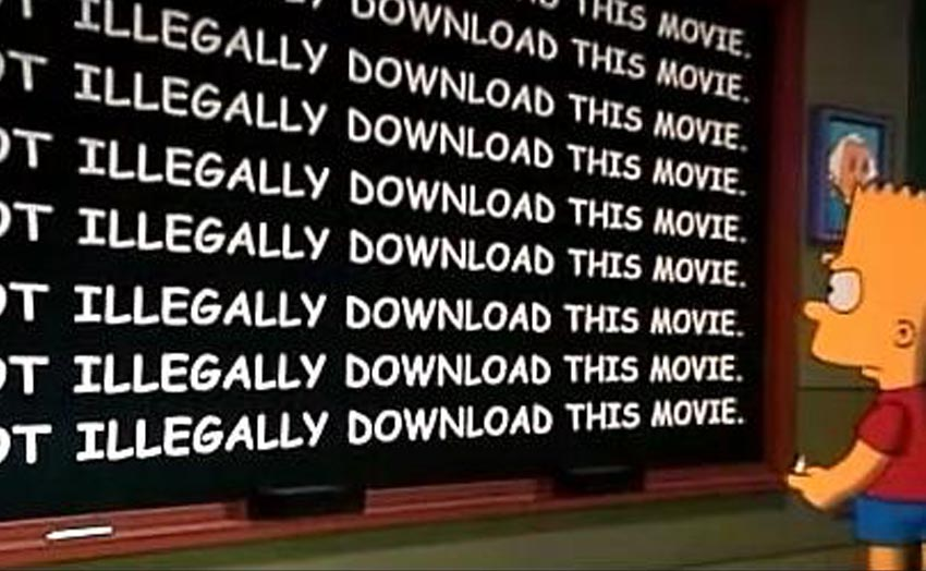 Illegal downloading essay