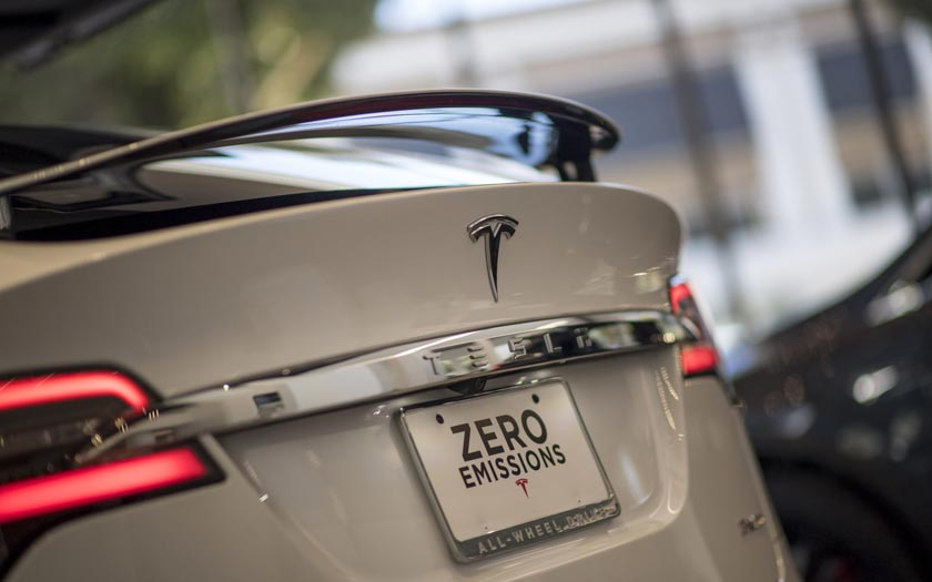 Tesla Irma