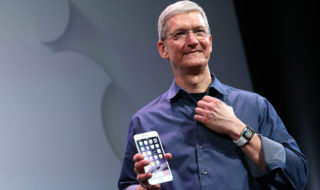tim cook apple pdg iphone 6