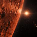 trappist-1 étoile noire système solaire voie lactée