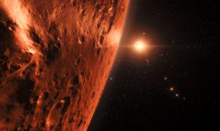 Trappist-1 : des traces d'eau ont été repérées dans ce système proche de la Terre