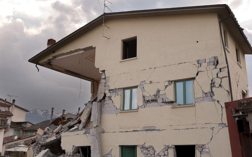 tremblement de terre france