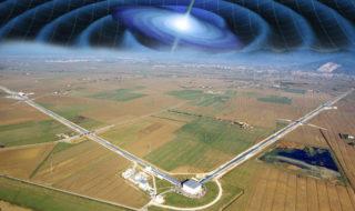 Ondes gravitationnelles : l'Europe les détecte à son tour, Einstein avait raison !