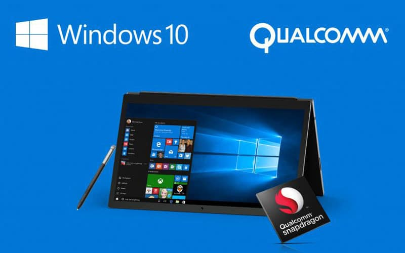 Windows 10 Snapdragon 835