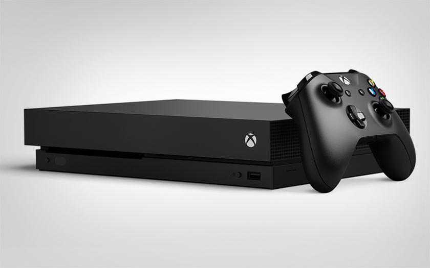xbox one x acheter console