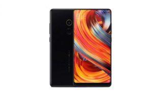Bon plan GearBest : Xiaomi Mi Mix 2 Noir 64 Go à 381.40 euros