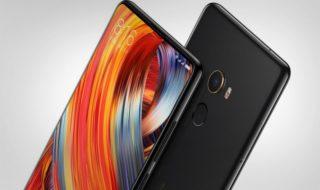 Xiaomi Mi Mix 2 officiel : prix, fiche technique, tout savoir du nouveau flagship borderless