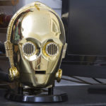 C-3PO bluetooth enceinte star wars