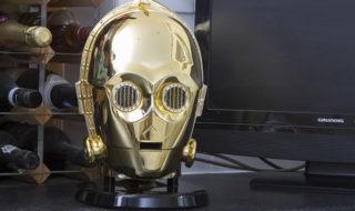 C-3PO bluetooth enceinte star wars