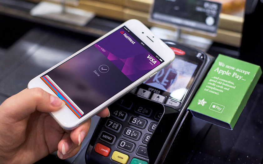 Apple Pay comment faire France